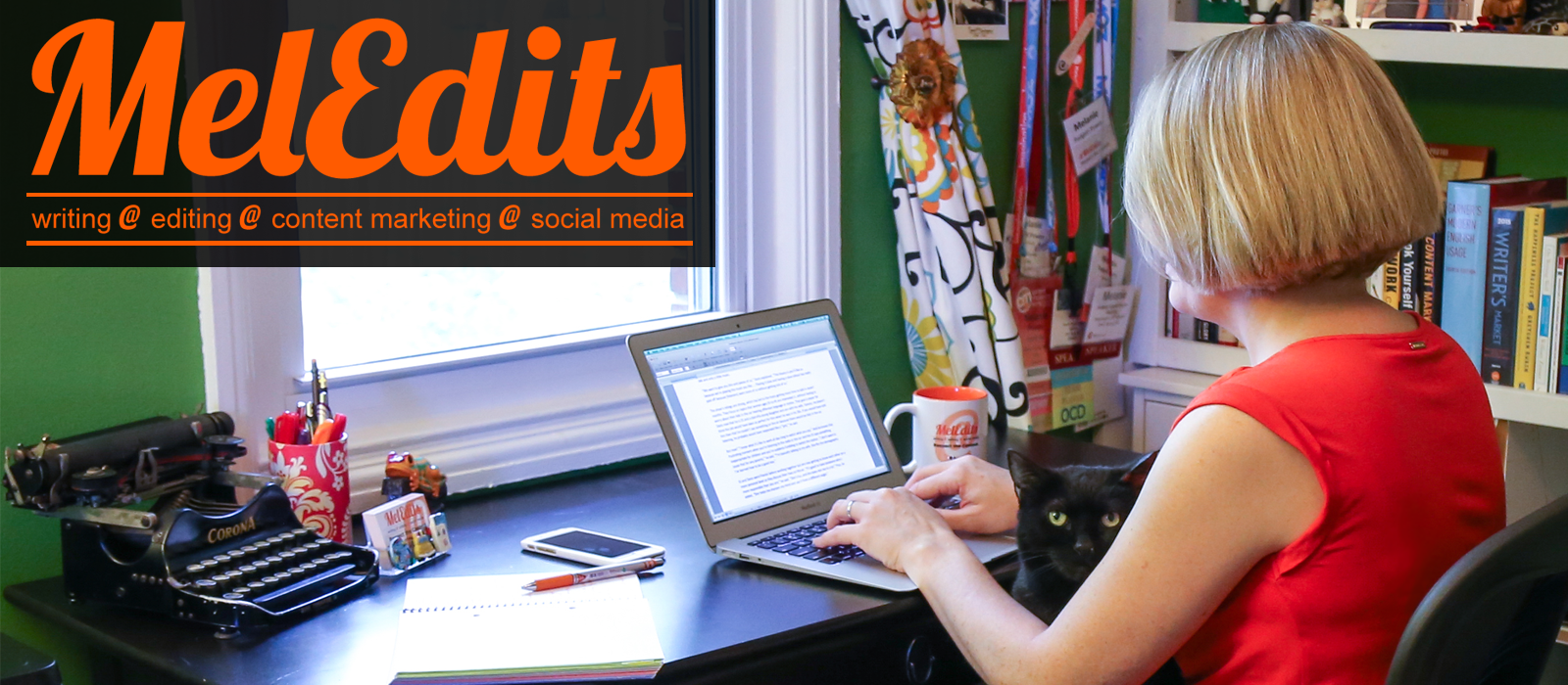 Welcome to MelEdits—writing, editing, content marketing, social media