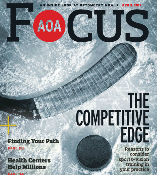 American Optometric Association - AOA Focus April 2017