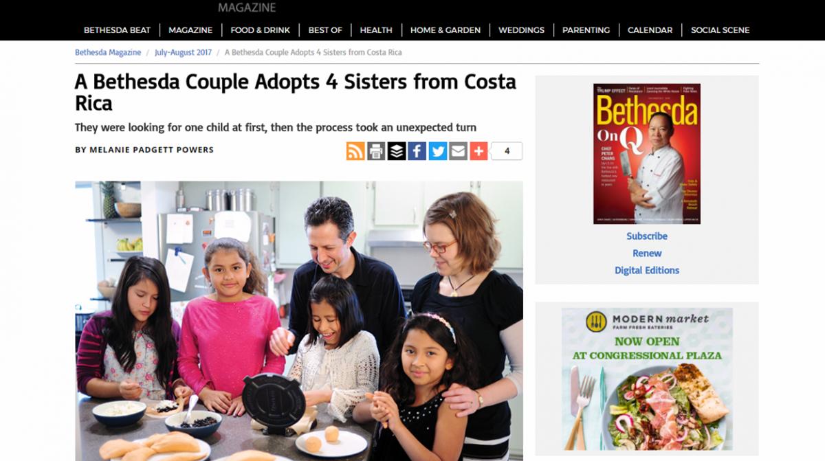 Costa Rica adoption