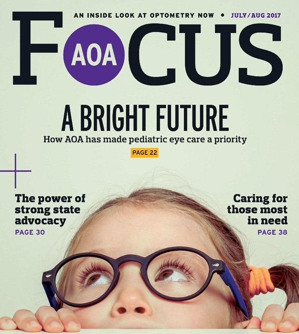 AOA Focus July cover image