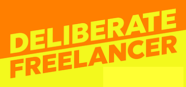 Deliberate Freelancer - a podcast for freelance business owners.