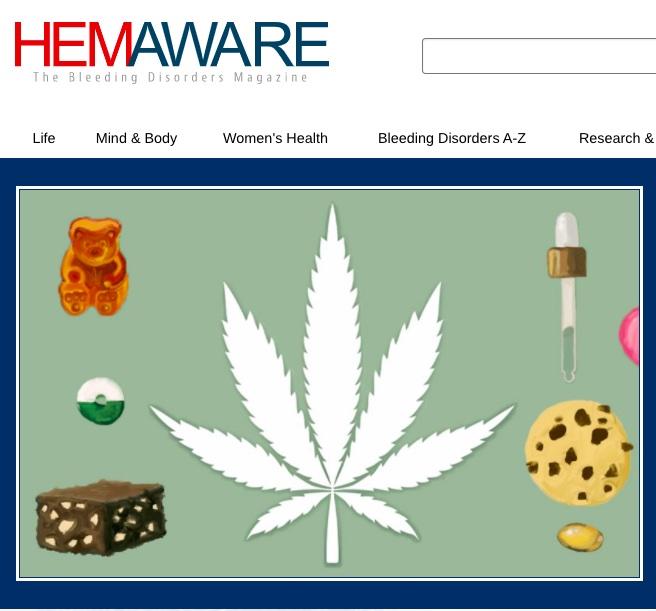 HemAware magazine cover